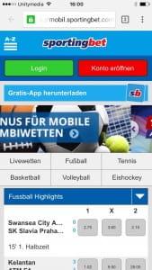 sportingbet-app