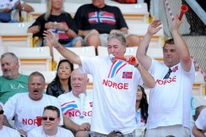 Norwegen fans