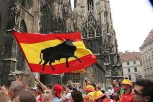Spanien Fans (2)