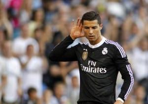 Real Madrid - Cristiano Ronaldo - Quelle: Maxisport / Shutterstock.com