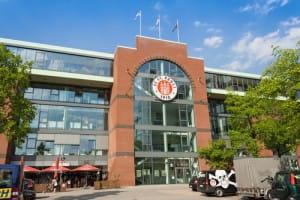 FC St. Pauli - Quelle: Rainer Lesniewski / Shutterstock.com